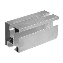 Hliníkový profil HNP1 - 40x45 mm - délka 4,3 m