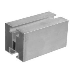 Hliníkový profil HNP2 - 50x50 mm - délka 6 m