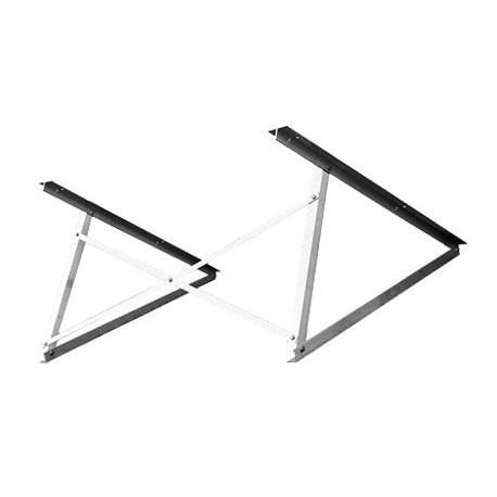 Hliníková podpěrná konstrukce pro rovné střechy