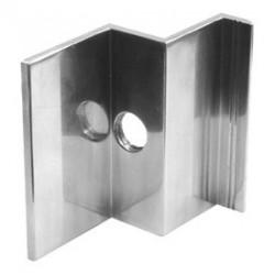 Hliníkový krajní úchyt - 35 mm