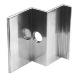 Hliníkový krajní úchyt - 41 mm