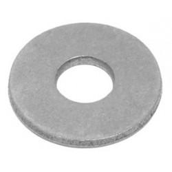 Nerezová podložka - otvor 17 mm DIN9021 - A2