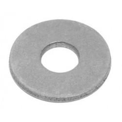 Nerezová podložka - otvor 22 mm DIN9021 - A2
