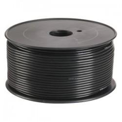 Solární kabel pr. 6 mm černý 0,5 km cívka