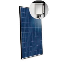 Solární panel BENQ 250Wp POLY s mikroměničem PM245PA2
