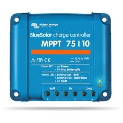 Solární měnič BlueSolar MPPT 75/10 (12/24V-10A)