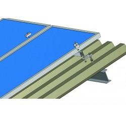 Set pro 16 solárních panelů 4kW