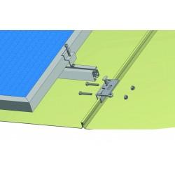 Set pro 12 fotovoltaických panelů 3kW