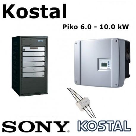 KOSTAL PIKO 6.0 BA set, včetně baterie LI 6 kW