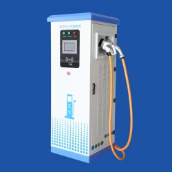 Stojanová dobíjecí stanice pro elektromobily o výkonu 100 kW