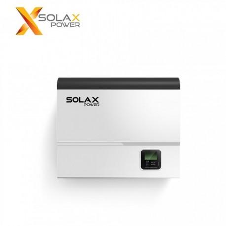 Set Solax SK-SU 5000 + Solax LG Battery 3.3kWh