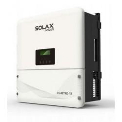 Solární měnič Solax X1-3.0 Retrofit HV, 3.0KW AC coupled