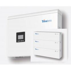 Set TRINA 3,7 kW Hybrid WR + baterie Samsung 1 x 3,0 kWh (48V)
