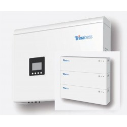 Set TRINA 3,7 kW Hybrid WR + baterie Samsung 2 x 3,0 kWh (48V)