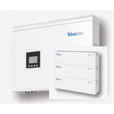 Set TRINA 3,7 kW Hybrid WR + baterie Samsung 3 x 3,0 kWh (48V)