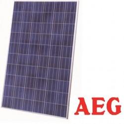 Solární panel AEG 280Wp POLY stříbrný rám