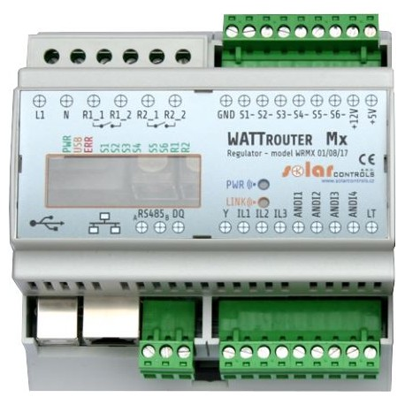Wattrouter MX