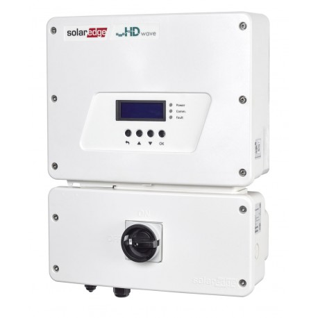 Solární měnič SolarEdge SE5000H HD Wave