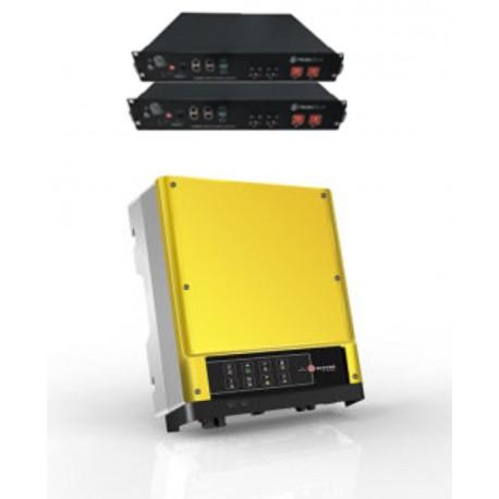 Set GoodWe GW3648 EM+ 2x PYLON 2.4 kW