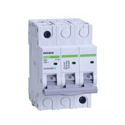 DC Vypínač, šířka 3 moduly, 3pól, 32A