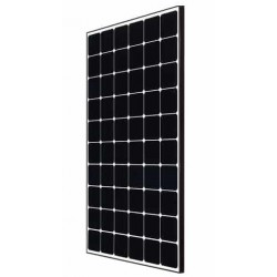 Solární panel LG 345Wp MONO černý rám