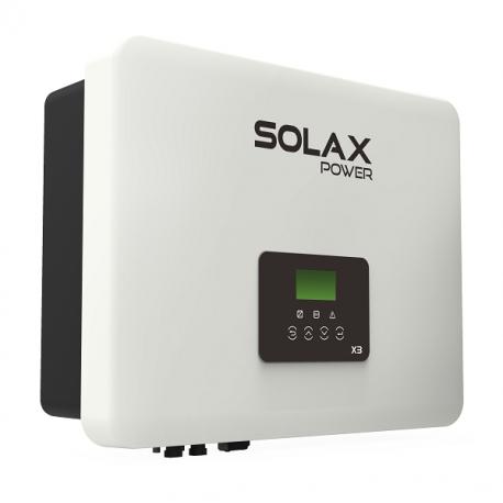 Solární měnič Solax X3 4.0 T