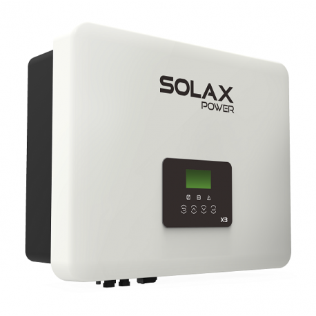 Solární měnič Solax X3 10.0 T