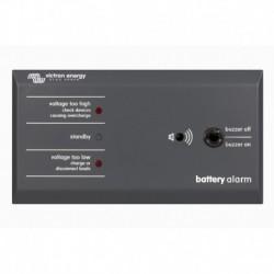 Bateriový alarm