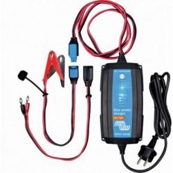 Nabíječka baterií BluePower 12V/15A IP65+DC konektor