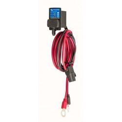 Panelový indikátor baterie s oky M8