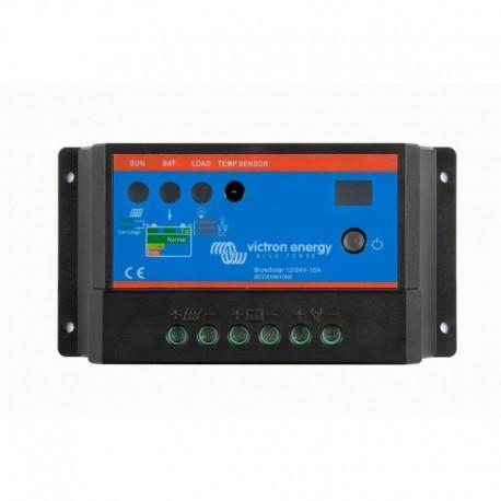 PWM solární regulátor 10A