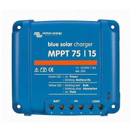 MPPT solární regulátor 75/15