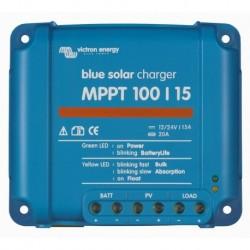 MPPT solární regulátor 100/15