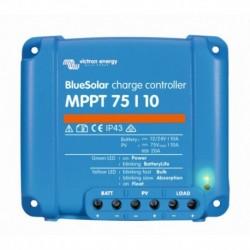 MPPT solární regulátor 75/10