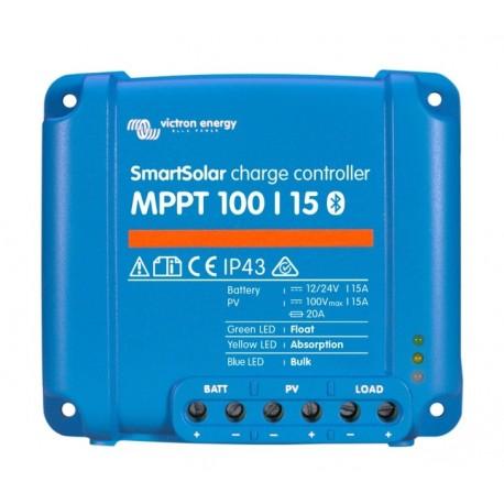 MPPT SMART solární regulátor 100/15