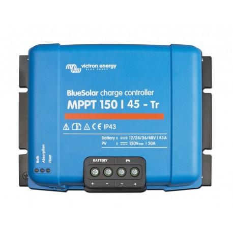 MPPT SmartSolar solární regulátor 150/45-Tr
