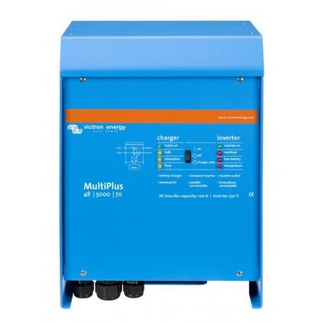 Měnič/nabíječ MultiPlus 24V/5000VA/120A-100A