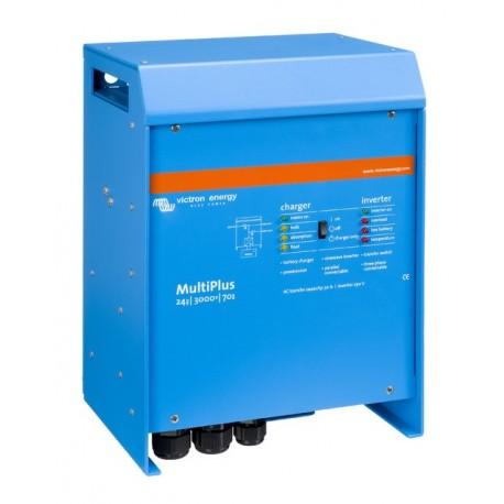Měnič/nabíječ MultiPlus 24V/3000VA/70A-50A