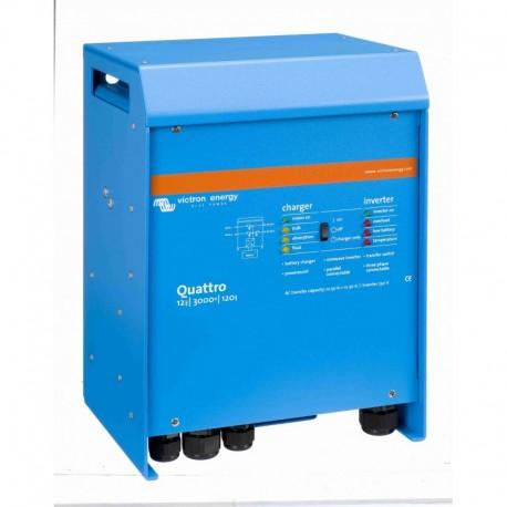 Měnič/nabíječ Quattro 12V/5000VA/220A-100A/100A
