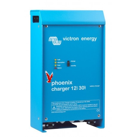 Nabíječka baterií Phoenix 12V/30A