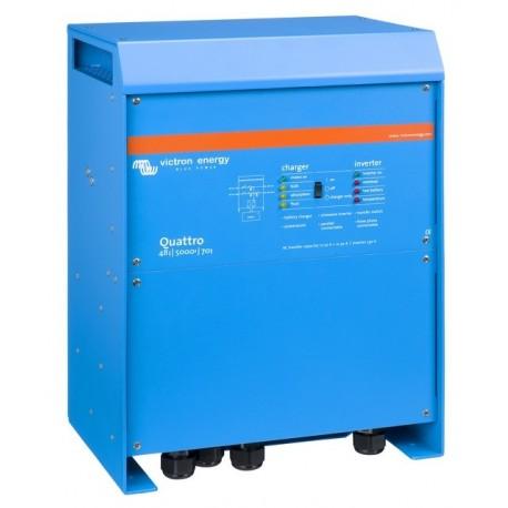 Měnič/nabíječ Quattro 48V/15000VA/200A-100A/100A