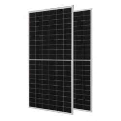 Solární panel JA Solar 345Wp MONO stříbrný rám
