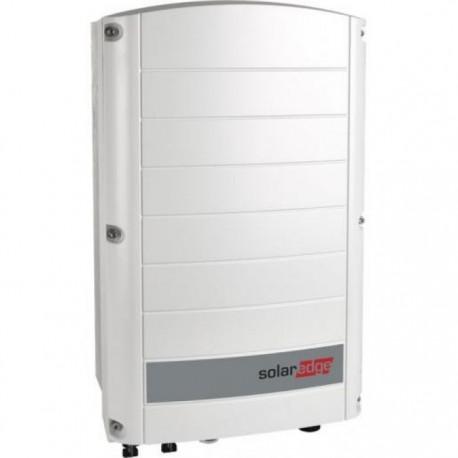 Solární měnič SolarEdge 27.6kW DC safety unit with switch SPD and Fuses Inverters with SetApp configuration