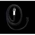 SolarEdge EV nabíjecí kabel s držákem 7.6m Type 2 32A