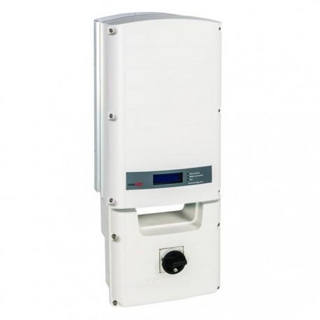 Solární měnič SolarEdge 25kW GSM DCD SPD + pojistky (-20°C)