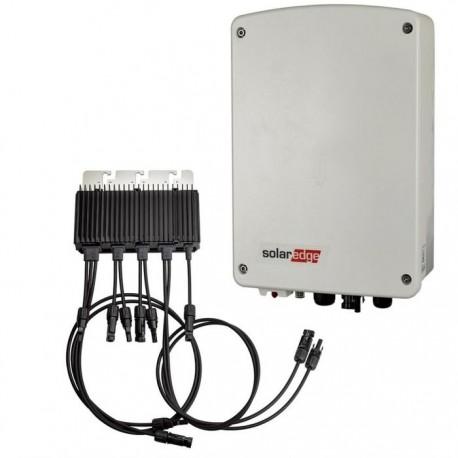 Solární měnič SolarEdge 1.0kW základní komunikace + M2640 Power Optimizer