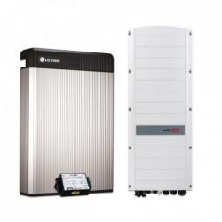 Třífázový bateriový set SolarEdge StorEdge SE5K+LG Chem RESU 6.5