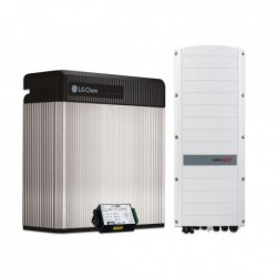 Třífázový bateriový set SolarEdge StorEdge SE5K+LG Chem RESU 10