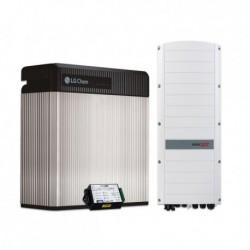 Třífázový bateriový set SolarEdge StorEdge SE10K+LG Chem RESU 10
