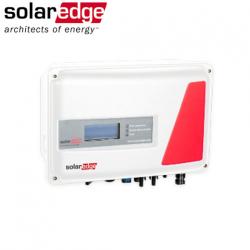SolarEdge data logger